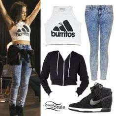 Becky G Jeans Style | CLOTHING CENTER