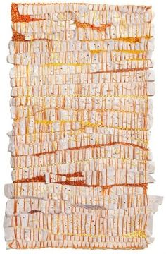 Sheila Hicks weaving via this&that