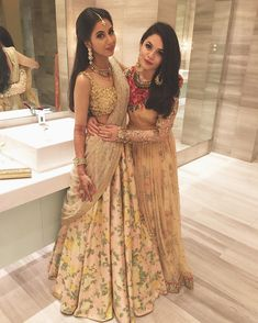 """My gorgeous bride #sangeetnight #bridesmaid #MexAnsh #sexywedsmexy"""