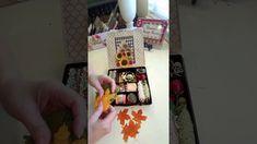 Embellishment Box - Hello Fall Reveal