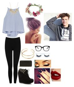 """""""Date with Cameron"""" by angelina-caletz on Polyvore"""