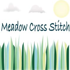 Browse unique items from MeadowCrossStitch on Etsy, a global marketplace of handmade, vintage and creative goods. Cross Stitch Kits, Cross Stitch Designs, Floating Flowers, Etsy Seller, Handmade Gifts, Creative, Stained Glass, Diamonds, Color