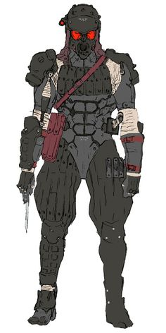 Genome Soldier, Metal Gear Acid 2