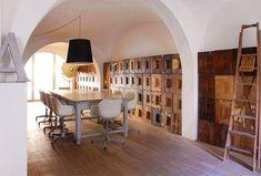 "Heteruf Дизайн: Loft ""Box House"" Eclectic Vintage Style"