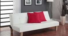 Top 11 White Faux Leather Sofa Bed Designs