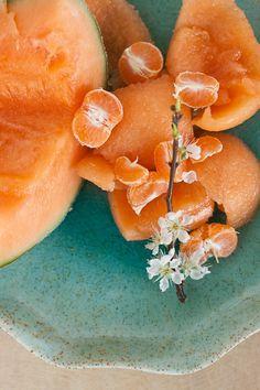 lucious turquoise and orange fruits Orange And Turquoise, Orange Color, Aqua, Yellow, Orange You Glad, Orange Crush, Fruit Art, Fruits And Veggies, Color Combos