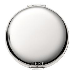 Round Mirror - Silver Plate, Links of London Jewellery