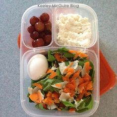 Keeley McGuire: Lunch Made Easy: Back to School - What about Mom & Dad?