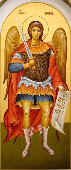 michael archanděl icon - Hledat Googlem