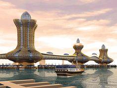 Future projects - Aladdin city