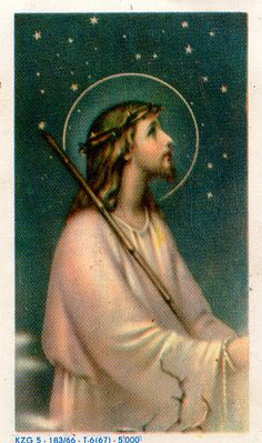 """""""""""Oh Jesus, can there be a sweeter thing in the world than to love Thee?"""" - St…"""