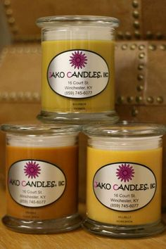 Candle factory berea ky