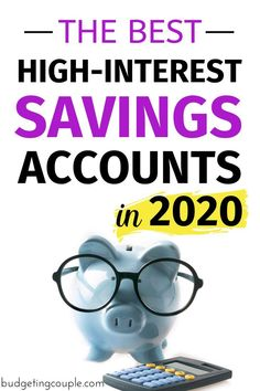 Are you taking advantage of the free money your banking has to offer? Check out the BEST high-interest Savings Accounts in These banks will help you with financial planning and saving money by *paying you* to bank with them. Start saving money every Saving Money Quotes, Money Saving Tips, Money Tips, Money Budget, Money Hacks, Budgeting Finances, Budgeting Tips, High Interest Savings Account, Money Saving Challenge