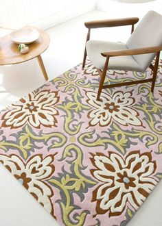 If only I had a girl - this rug would be in her room - love it!