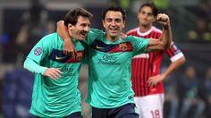 Ligue des Champions : Le Milan AC défiera le FC Barcelone
