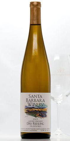 Santa Barbara Winery - Dry Riesling