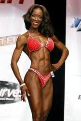 This is Wendy Ida. She's a 59-year-old fitness coach and a grandmother. A true inspiration to women at any age!
