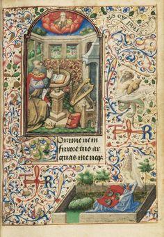 Billedresultat for medieval convent garden manuscript