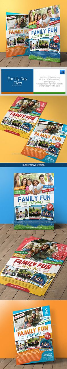 187 Best Kids Summer Flyer Images On Pinterest