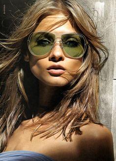 shades...