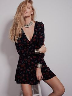 Free People About a Girl Fit and Flare at Free People Clothing Boutique