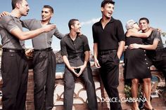 """La """"familia"""" de Dolce & Gabbana"""
