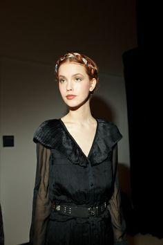 so elegant and tres chic... The Perfect Summer Braid We Can't Wait To Try #refinery29