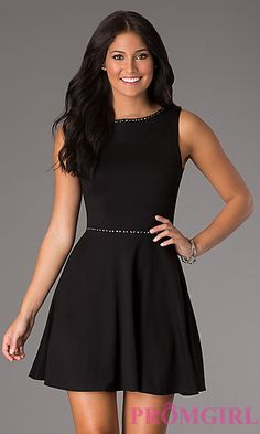 Shop the perfect prom or homecoming party dress at PromGirl. Make a wishlist here of your favorite prom, homecoming, cocktail and formal dresses. Sexy Little Black Dresses, Black Party Dresses, Sweet 16 Dresses, Casual Dresses, Short Semi Formal Dresses, Short Dresses, Prom Dresses, Event Dresses, Short Cocktail Dress