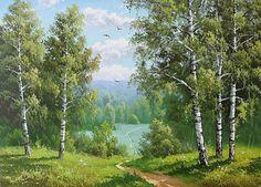картины художника Евгения Бурмакина-12