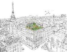 Blog Marketing insolite: Quoi de neuf à Paris ?
