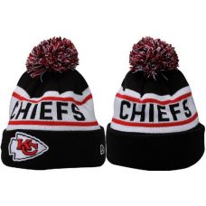 NFL Kansas City Chiefs New Era Beanie Knit Hats c0be60b3de1