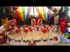 23 Nisan Türkiye 'de ilk Tebessüm Ront - YouTube English Book, Eminem, Drama, Youtube, Activities, Make It Yourself, Kids, Young Children, Boys