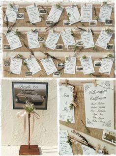 collage SITTING coches NOVELLE Porsche 911, Volkswagen, Place Cards, Place Card Holders, How To Plan, Ticket Invitation, Cars, Weddings, Boyfriends