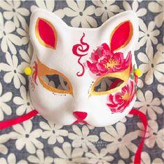【楽天市場】コスプレ道具 夏祭り、花火大会、学園祭 文化祭、ハロウィン コスチューム 舞台 手作り、マスク、仮面 お化け、狐キツネのお面、面具ーーxrjmj24:ランニングライフ