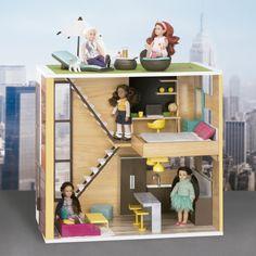 Mejores 43 im genes de casas de mu ecas y complementos en pinterest en 2018 girl dolls - Casa munecas eurekakids ...