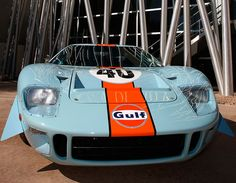 Steve McQueen's Le Mans Ford GT40 up for sale