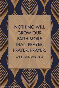 FREE Downloads - The Billy Graham Library Blog Bible Verses Quotes, Life Quotes, Billy Graham Library, Franklin Graham, Power Of Prayer, Free Downloads, Prayers, Spirituality, Faith
