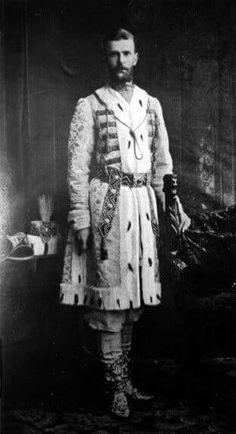 "Grand Duke Sergei Alexandrovich Romanov of Russiaat the Russian ball at the Grand Duke Vladimir Alexandrovich Romanov of Russia and Grand Duchess Maria Pavlovna Romanova of Russia's Palace on 25 January 1883. ""AL"""