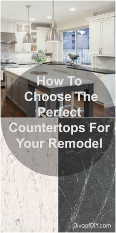 Kitchen remodel checklist pinterest free printable budgeting dont get overwhelmed with kitchen remodeling ideas deciding on your kitchen countertops is solutioingenieria Images