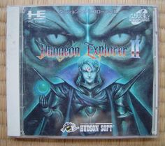 HE System PC Engine CD Japanese : Dungeron Explorer II CLICK THE FOLLOWING LINK TO BUY IT ( IF STILL AVAILABLE ) http://www.delcampe.net/page/item/id,0371329330,language,E.html