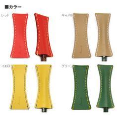 NAGASAWA leather pencil cap 革製ペンシルキャップ (ナガサワ/鉛筆キャップ) 関連画像_3