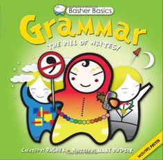 Basher Basics: Grammar by Simon Basher