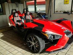 Polaris Slingshot that came in for a handwax last week at Quick Car Wash, Leesburg, FL. Polaris Slingshot, Car Wash, Vehicles, Car, Vehicle, Tools