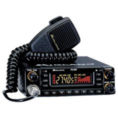 CB radio. My cousin and I got caught talking on one while my aunt and uncle were out. They heard us in their car! hahaa