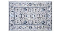 Crafted using a durable blend of cotton, jute, and polypropylene, this rug makes a sophisticated addition to any interior. We recommend a rug pad to keep the rug securely in place and provide an...