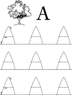 1 million+ Stunning Free Images to Use Anywhere Free Printable Alphabet Worksheets, Preschool Number Worksheets, Preschool Workbooks, Preschool Writing, Numbers Preschool, Preschool Learning Activities, Free Preschool, Alphabet Activities, Kindergarten Worksheets