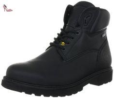 Panama Jack  AMUR GTX C6, bottes homme - Noir - Schwarz (BLACK), 41 EU - Chaussures panama jack (*Partner-Link)