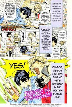 Bakuman 29 Page 1