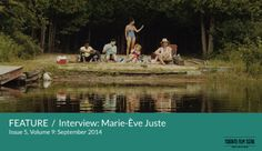 TFS Festival Quickie: Marie-Ève Juste, director of The Sands