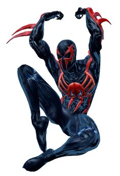 Spider-Man 2099 Edge of Time
